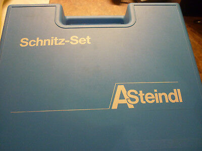 Schnitz - Messer Set Steindl
