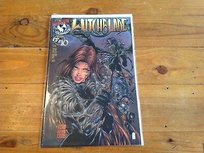 Whitchblade 10 From 1996, 1St Print. 1St Appearance Of 'the Darkness'.