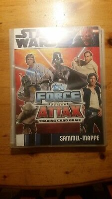 Star Wars Force Force Attax Moviecards Serie 1 komplett + LE1 - 5
