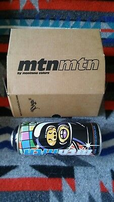 Montana MTN Limited Edition RIME Spray Paint Can 1/500 Collector