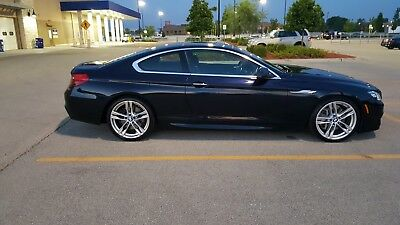 2012 BMW 6-Series M Sport 2012 BMW 6-Series 650i Coupe M Sport Edition
