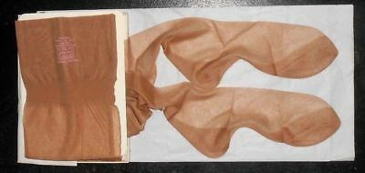 Lot Of 3 Mixed Seamed Rare Penney's Full Fashioned Vintage Flat Knit Stockings!!