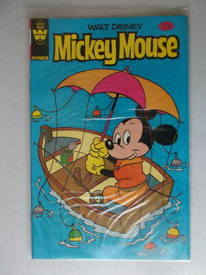 MICKEY MOUSE # 211  - US, Whitman / Western (Gold Key)