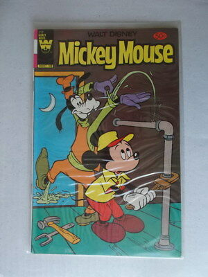 MICKEY MOUSE # 212  - US, Whitman / Western (Gold Key)