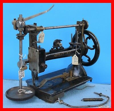 Mystery Early  Sewing Machine --- SUPER RARE