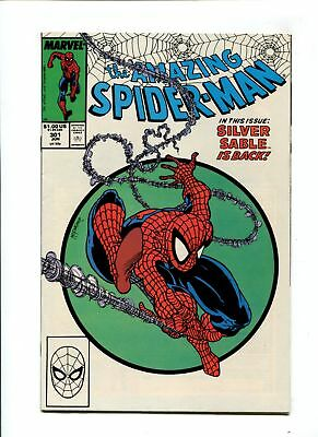 Amazing Spider-Man #301 NM 9.4 HIGH GRADE Marvel Comic Classic McFarlane Cover