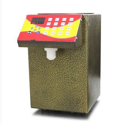 newFructose dispenser Bubble tea Equipment fructose quantitative machine Y