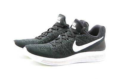 f036becd4cf8 Men s Nike Lunarepic Low Flyknit 2 Size 7 (863779 001) Black White