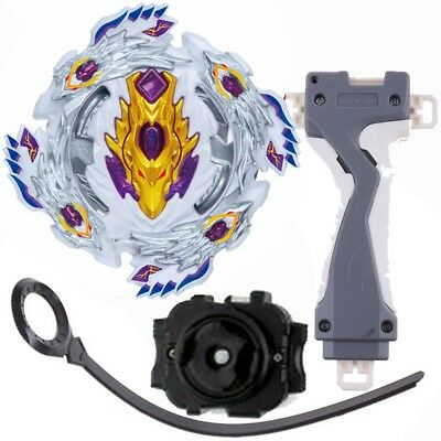 Beyblade Burst B-110 Starter Bloody Longinus.13.Jl with Launcher +Grip Top Toys
