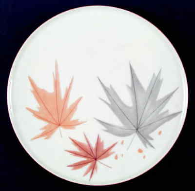 Iroquois Ben Seibel HARVEST TIME Dinner Plate 268869