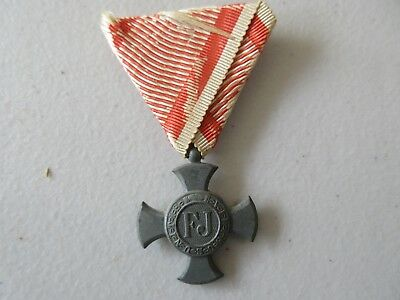 WWI Austrian 1916 Cross Military medal