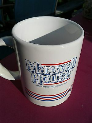 maxwell house coffee mug u.s.a. Olympic 1992