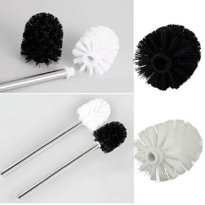 Toilet Brush Head Holder Replacement Home Bathroom WC Clean Accessory Spare New