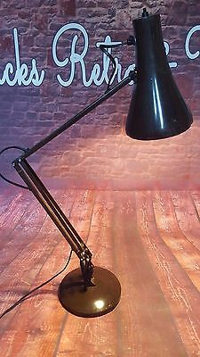Vintage Retro Industrial Architect Machinist Anglepoise Desk Table Lamp Light 90