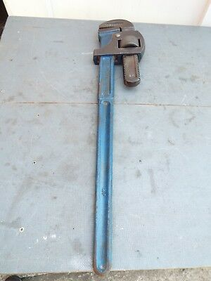 Record 24inch Stilsons / Pipe Wrench