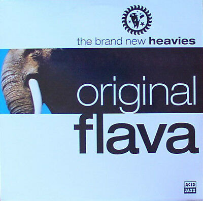 The Brand New Heavies / Original Flava