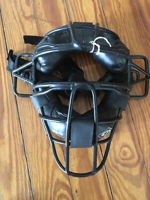 Diamond DFM-43 Baseball Softball Umpire or Catcher Face Mask Preowned