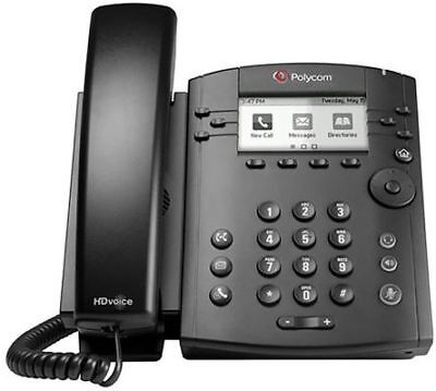 POLYCOM VVX 300 Multi-Line & Conference Phone with LCD Display