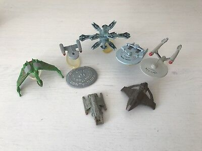 Star Trek Micro Machines ( Caretaker / Bajor Fighter)