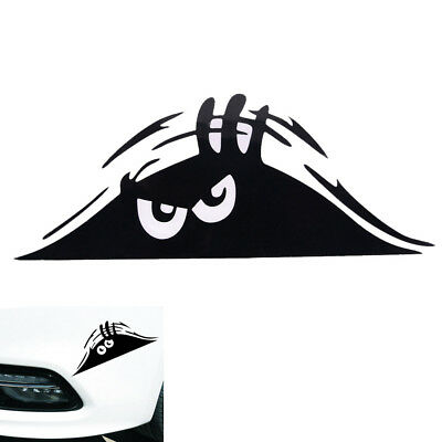 Funny Peeking Monster Auto Car Walls Windows Sticker Graphic Vinyl Car Decal