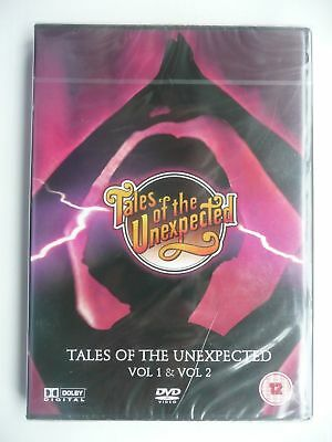 Tales of the Unexpected Vol. 1 & Vol. 2 DVD E0627 NEW