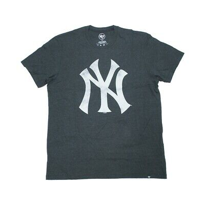 '47 brand T-Shirt New York Yankees Knockaround Club jet black