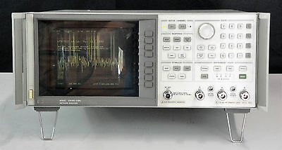 As-Is - HP/Agilent 8753C Network Analyzer, 300 kHz -3 GHz