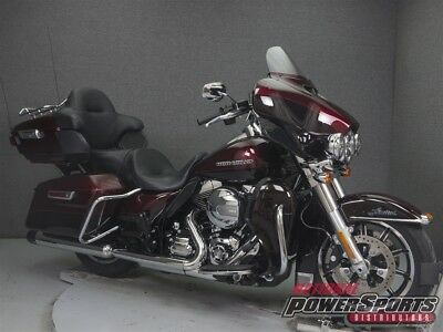 FLHTKL ELECTRA GLIDE ULTRA LIMITED LOW  2015 Harley-Davidson FLHTKL ELECTRA GLIDE ULTRA LIMITED LOW Used