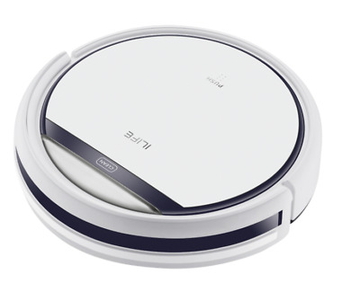 ILIFE V3S Pro Robot Vacuum Cleaner, Self Cleaning 600Pa Suction Sweep Machine