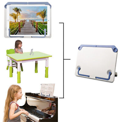 Portable Students Children Reading Frame Bracket Books Open Desk Holder Stand