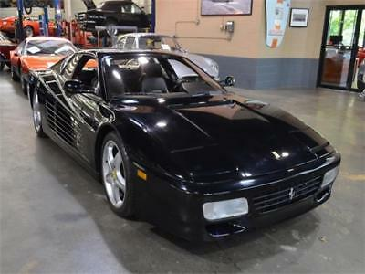 1993 Ferrari 512 TR -- 512 TR Testarossa - Only 27K Miles from New - Great Value Collector Car