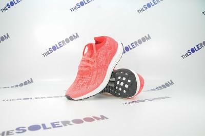 the latest cc911 1249c Adidas Ultra Boost Uncaged PK W Ray Shock Red Pink BB3903 US Women Sz 9 10