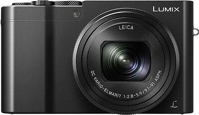 Open-Box Excellent: Panasonic - LUMIX DMC-ZS100 20.1-Megapixel Digital Camera...