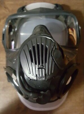 Avon M50 Gas Mask Size Small Military Protective Gear W/face Mold