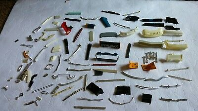 Revell Monogram Model Car Bumpers,Grills and Wings Junkyard Lot 1/24 Scale