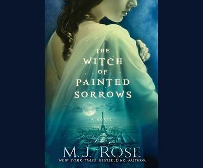 The Witch of Painted Sorrows by M. J. Rose (2015, Unabridged) 10 CDs