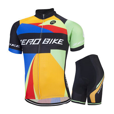 AIRTRACKS FUNCTIONAL BICYCLE SET wheel Jersey Short sleeve Pro T Bike Trousers Long PRO