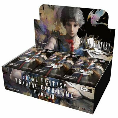 PREORDER Final Fantasy Trading Card Game Opus VII Booster Box