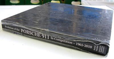 EVOLUTION OF THE PORSCHE 911 IN COMPETITION 1965-2010 Keyser Oursler Car Book