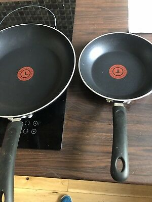 tefal non stick frying pan set