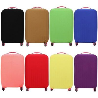 Elastic Travel Luggage Cover Protector Suitcase Bag Anti Dust And Scratch AU