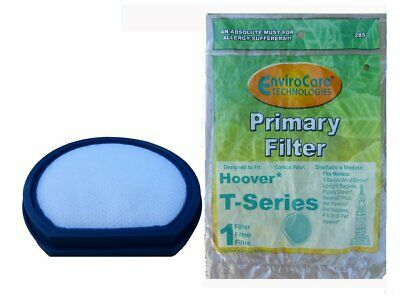 Hoover 285, F285 UH70120, Windtunnel T Series Vacuum Primary Filter