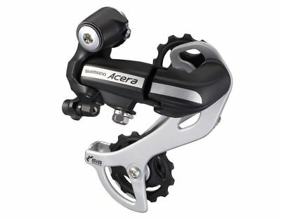 Shimano Acera 7 8 Speed Rear Derailleur, Mech RD-M360 Direct Mount, Black