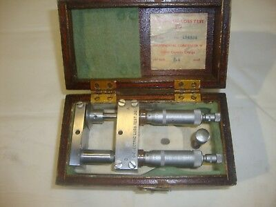Dielectric Loss Test Jig In Original Box