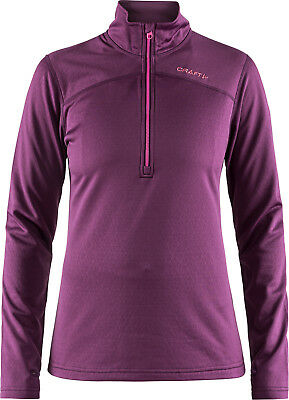 Craft Damen 1905361-7857 Skipullover Funktionspullover Pin Halfzip Tune - M