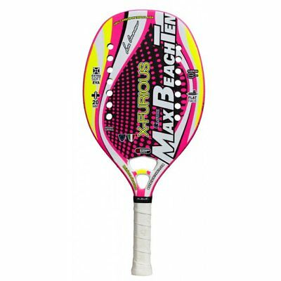 c3c4c3a99e08 MBT X-FURIOUS 2018 Racchetta Beach Tennis STRONG IMPACT Professional Players