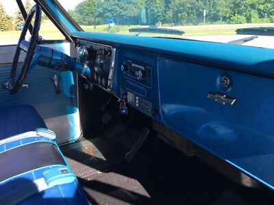 Chevrolet: C-10 none 1970 chevy c 10 pickup truck