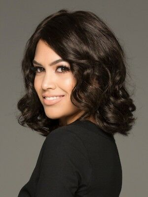 Envy Brittaney Wig Lace Front Med. Brown NWT Never Worn