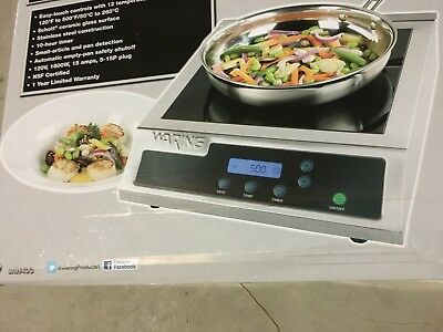 Waring Commercial Induction Range