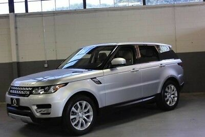 2015 Land Rover Range Rover Sport  2015 RANGE ROVER SPORT HSE, LOADED, WARRANTY!!!